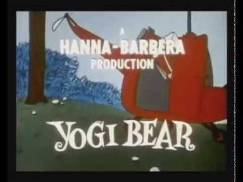 HANNA BARBERA  Cartoons - Popular intros PART 1
