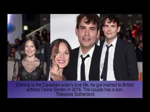 Rossif Sutherland family