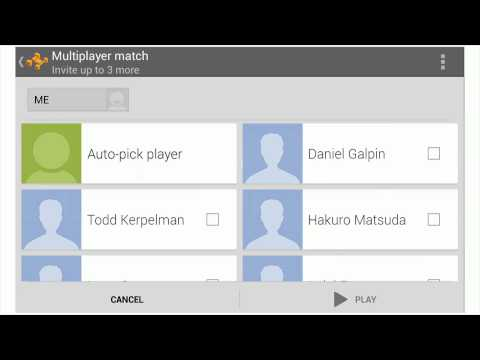 Google I/O 2013 - Mobile Multiplayer Made Manageable