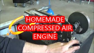 "Compressed Air ""Engine""."