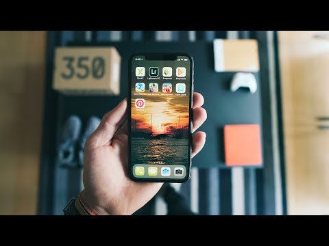 BEST iPhone X Apps of 2018 - What's on my iPhone X