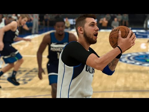 Mavericks Vs Timberwolves Full Game Highlights | NBA Today  4/1 | Dallas Vs Minnesota (NBA 2K)
