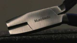 MusicMedic.com Pad Cup and Tone Hole Pliers