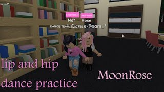"""Huyna - """"lip and hip"""" Roblox Dance Cover 
