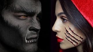 Halloween Makeup: Little Red Riding Hood | Makeup Tutorial | Teni Panosian