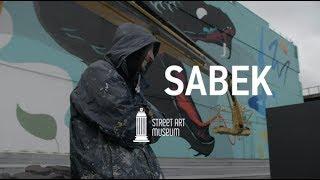 Street art wonderland ––SABEK (ESP) 2018