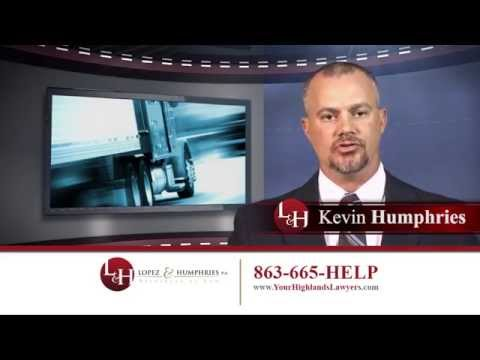 Truck Accident Injury Attorneys Highlands County FL | Sebring FL http://www.YourHighlandsLawyers.com