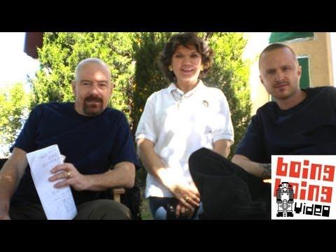 Breaking Bad Science Advisor Dr. Donna J. Nelson: the Boing Boing interview