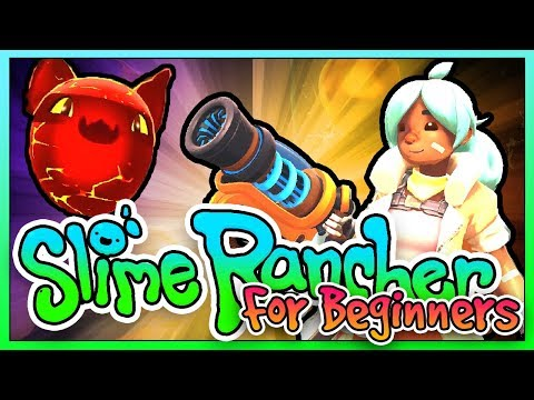 Slime Rancher For Beginners - #2 - Making Money and Exploring More of the Land!