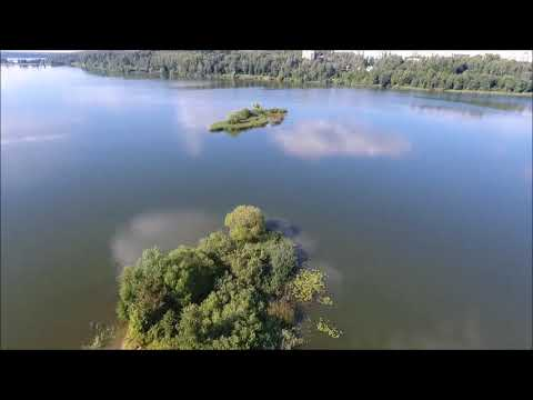 Озеро Сенеж Жемчужина Подмосковья