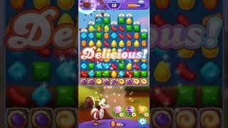 Candy Crush Friends Saga Level 203 Updated Cookies