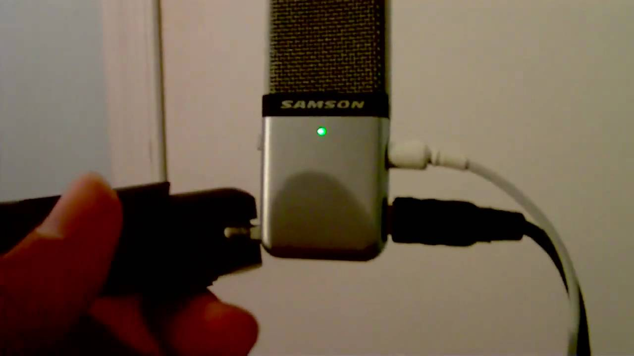 Samson GO mic Review AND Test  YouTube