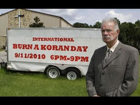 9/11 Quran Burning Cancelled by Pastor Terry Jones