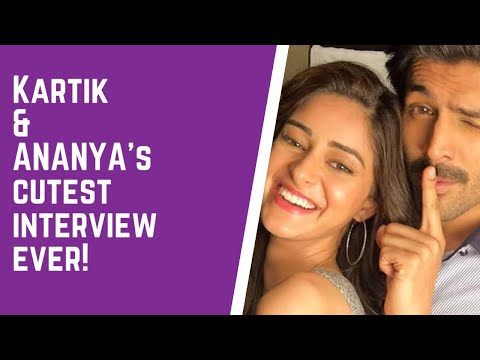 Kartik & Ananya's CUTEST INTERVIEW EVER | Bhumi Pednekar | Pati Patni aur Woh | RJ Sangy Mp3