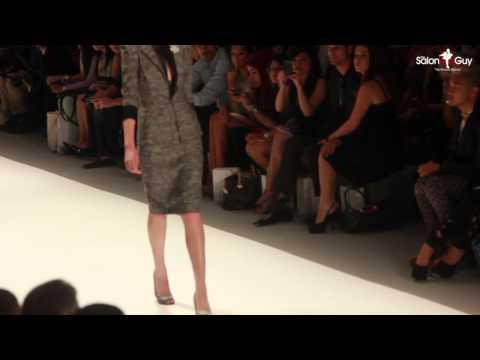 Zang Toi Spring 2013 Runway-Backstage-Mercedes-Benz Fashion Week