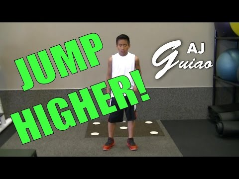 Youth Plyometric Exercises for Basketball