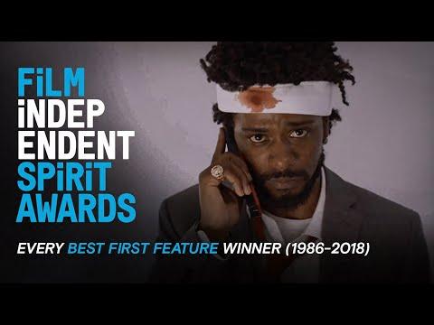 Every BEST FIRST FEATURE Winner Ever | Film Independent Spirit Awards