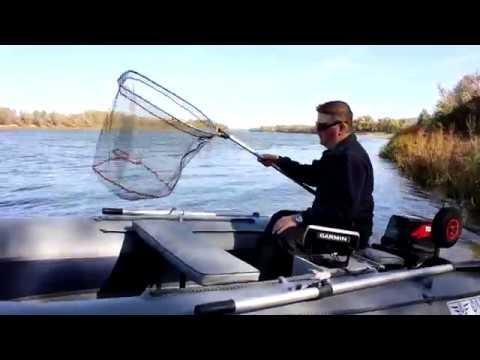 Выбор подсачека для рыбалки