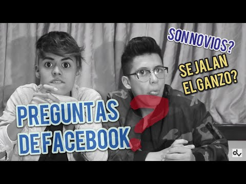 PREGUNTAS DE FACEBOOK 2 - Diego Villacis FT kikeJav