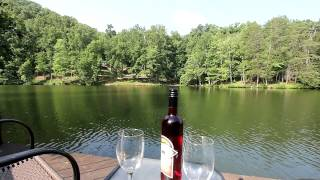 Private mountain lake home for sale at 3708 Marian Lake Way