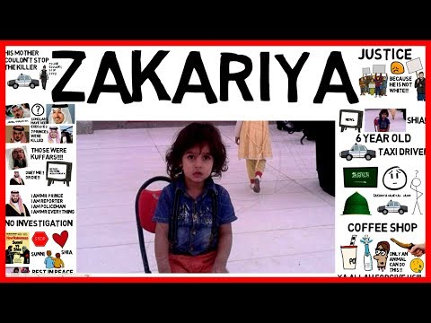 A 6 Year Old Boy Beheaded In Saudi Arabia - We Demand Justice For Zakaria!