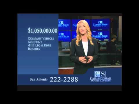San Antonio Auto Accident Lawyers - Carabin Shaw