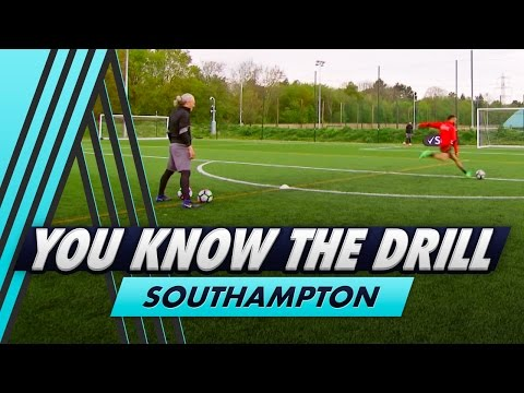 Team Redmond vs Team Bullard | You Know The Drill | Southampton