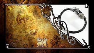 ЧУЖОЙ ПРОТИВ ХИЩНИКА ЭКСКЛЮЗИВНЫЙ МУЖСКОЙ БРАСЛЕТ ИЗ КОЖИ С ПЛЕТЕНИЕМ И ГОЛОВАМИ МОНСТРОВ 1526(, 2015-04-20T23:02:55.000Z)