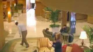 Business Man Freaks Out In Hotel Lobby(, 2008-08-26T22:05:13.000Z)
