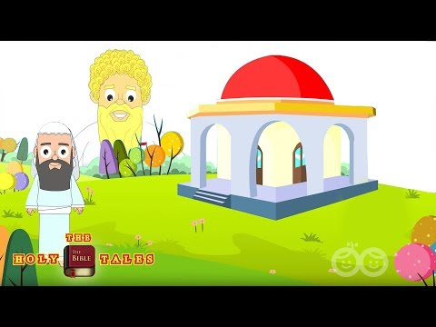God's Promise to Abraham I Book of Genesis I Animated Children's Bible Stories