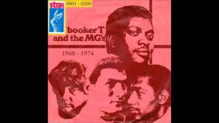 Gambar cover Booker T. & The M. G.'s - Stax 45 RPM Records - 1968 -1974