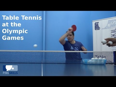 Table Tennis at the Olympic Games #273