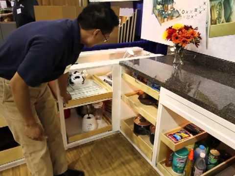 Build a Blind Corner Base Cabinet - WorldNews