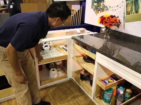 Shelfgenie Of Seattle Homeshow Booth Tour Pantry Blind