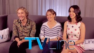 """Reign"" Cast Interview at Comic-Con 2014 - TVLine"
