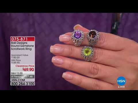 HSN | Jewelry Clearance Frenzy 08.01.2018 - 08 PM