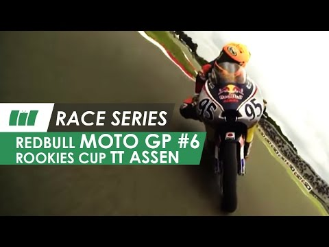 Red Bull MotoGP Rookies Cup | TT Assen | RACE SERIES - Ep 6
