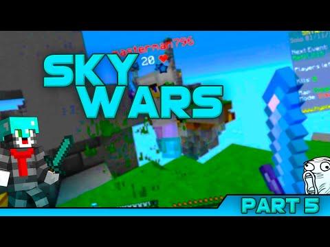 Hypixel SkyWars-Ep 5- ניצחון במפה השנואה!