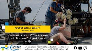 Designing The Future 2 - ROV Technologies