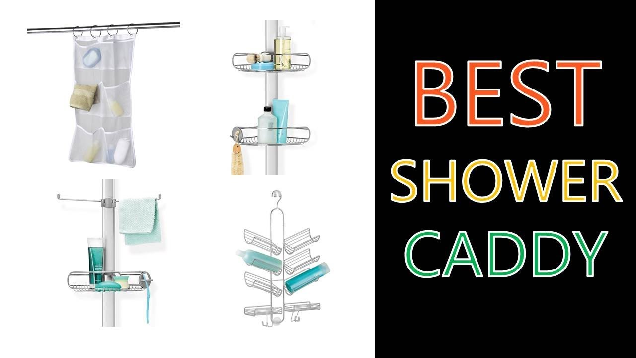 Best Shower Caddy 2018 - YouTube