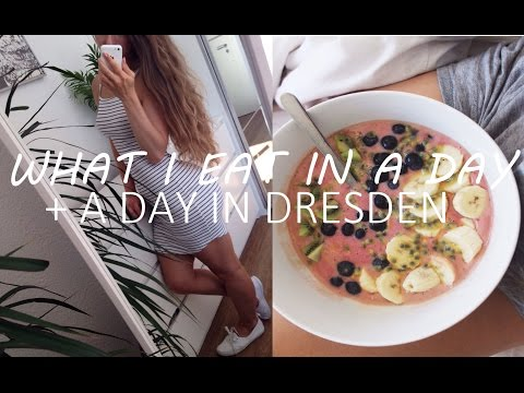 What I Eat In A Day Dresden