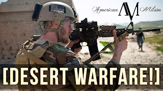 DESERT WARFARE! | OPERATION COPPERHEAD 2.5 | US MILSIM # 1