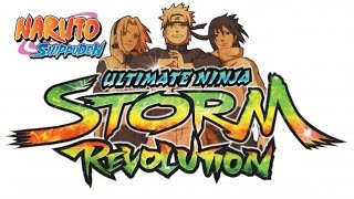 Crazy Gaming - Test 2 - Naruto Révolution : Combats en ligne
