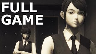 White Day - Full Game Walkthrough Gameplay & Ending (No Commentary) (Steam Horror Game 2017)