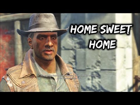 Fallout 4 Nuka-World - Home Sweet Home | Taking over Settlements in The Commonwealth