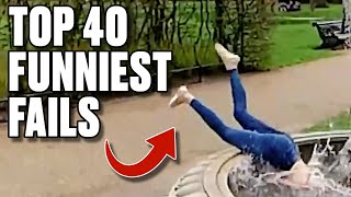 The Funniest Fails From Around The World | Best Of The Internet | LADbible