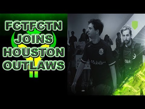 FCTFCTN JOINS HOUSTON OUTLAWS! | FULL CONTENDERS TEAMS ANNOUNCED!