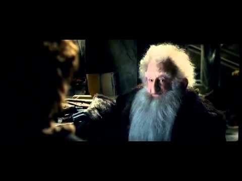 The Hobbit  Balin talks about dragon sickness