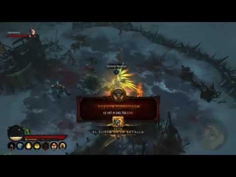 Diablo III monje acto III