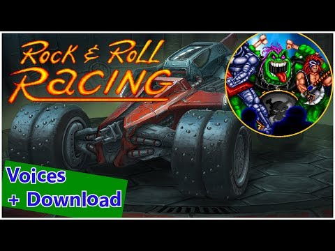Larry Huffman Rock and Roll Racing Voice Collection + Download link